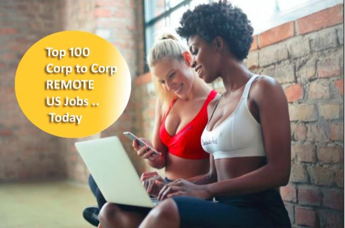 remote jobs for usa