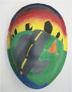 Road mask