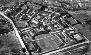 Monsall Fever Hospital Manchester