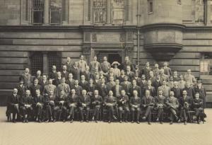 Edinburgh Postgrad course in Medicine 1912