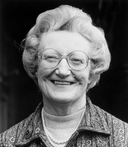 Dr Cicely Saunders