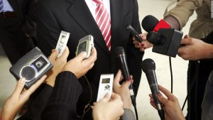 journalists and interview
