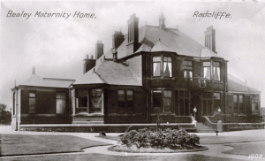 Bealey Maternity Home, Radcliffe