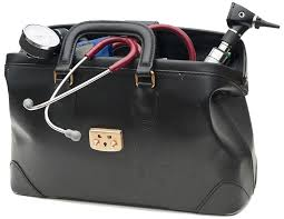 doctor black bag