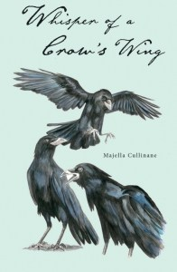 whisper of a crows wing