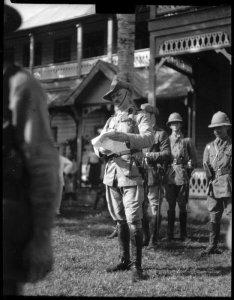 Col. Logan, Samoa,1914