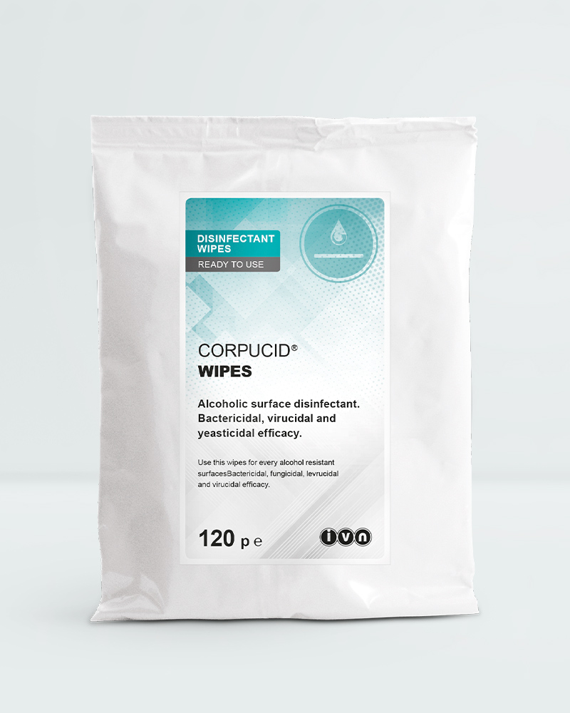 CORPUCID® Wipes