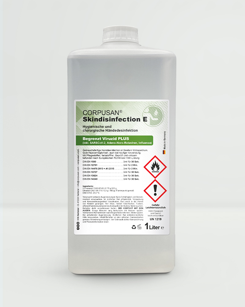 CORPUSAN® Skindisinfection E