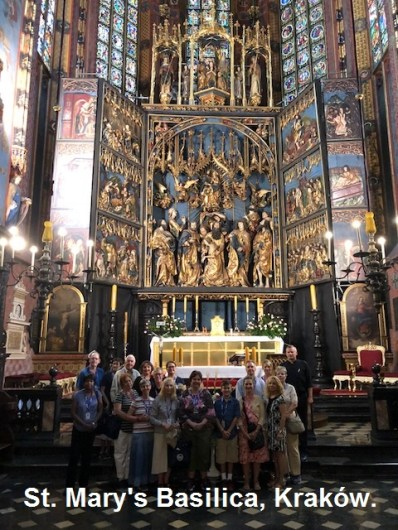 Pilgrimage to Poland (August 13-21, 2018)
