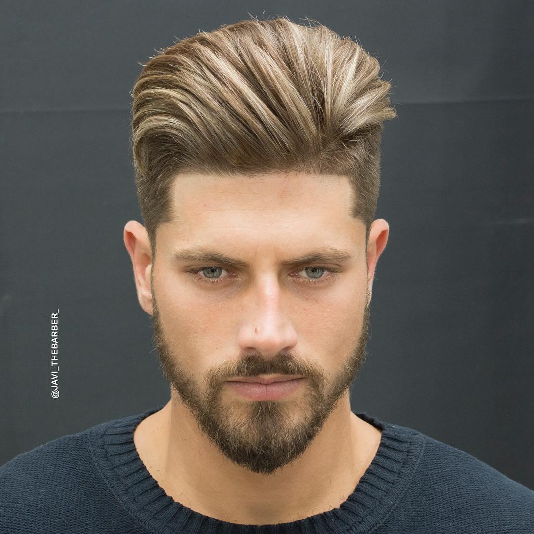 Moda del momento uomo capelli
