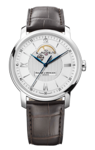 BAUME AND MERCER, LUXURY WATCHES, WRISTWATCHES