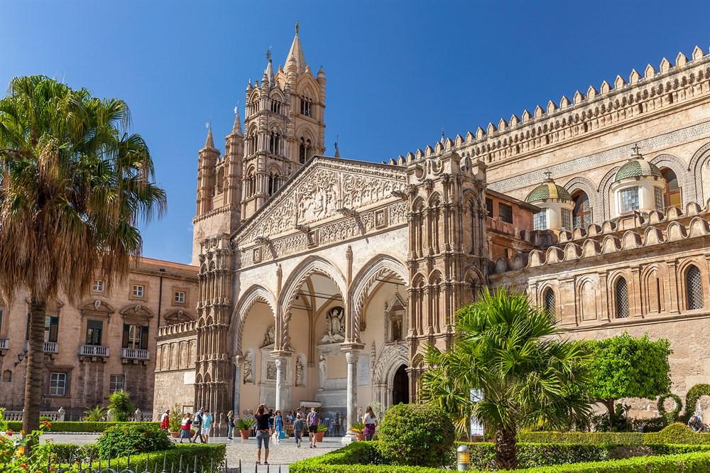 le più belle citta italiane da visitare, italia, città, palermo, cattedrale normanna