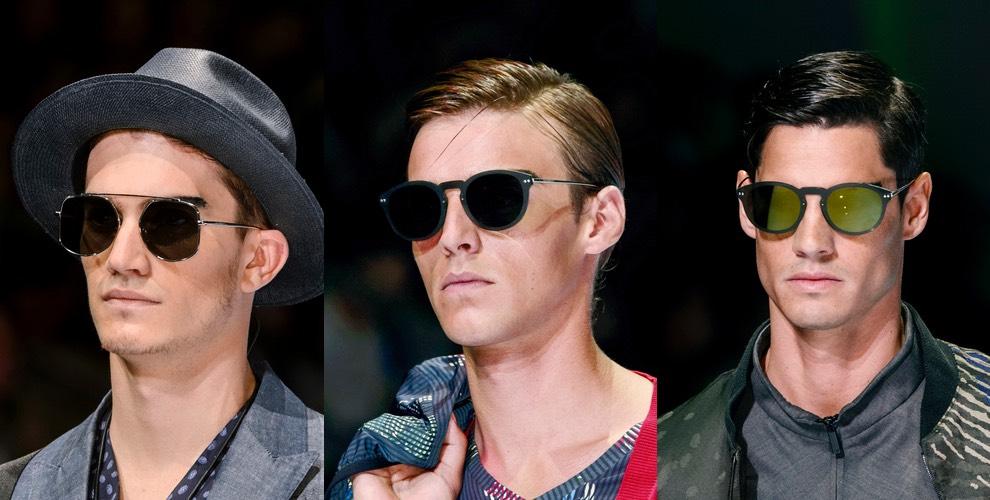 accessori per uomo, occhiali da sole