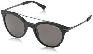Police - nero opaco polarizzato, occhiali da sole
