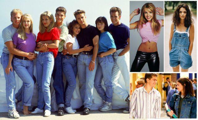 moda anni 90