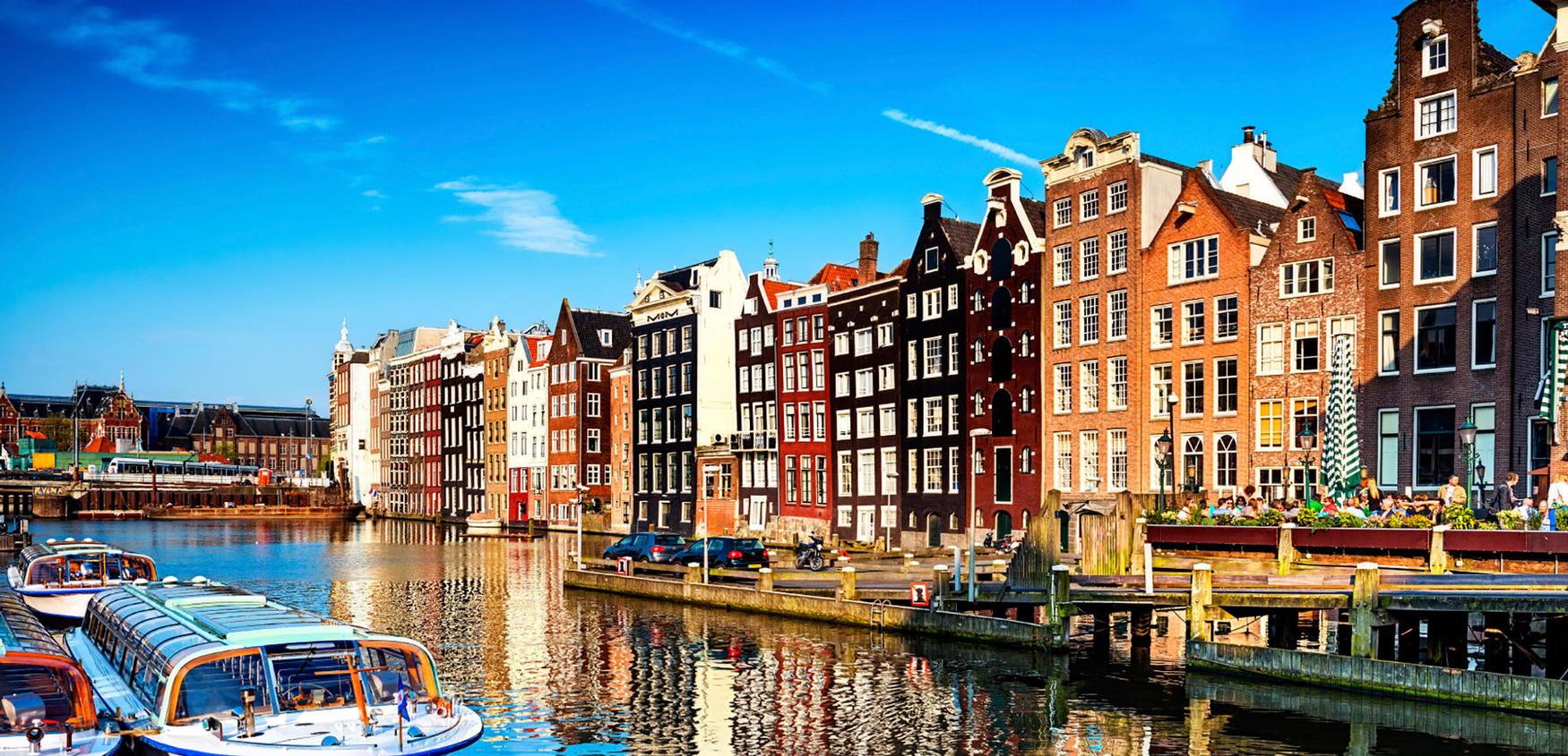 Amsterdam, the Netherlands, european fun cities