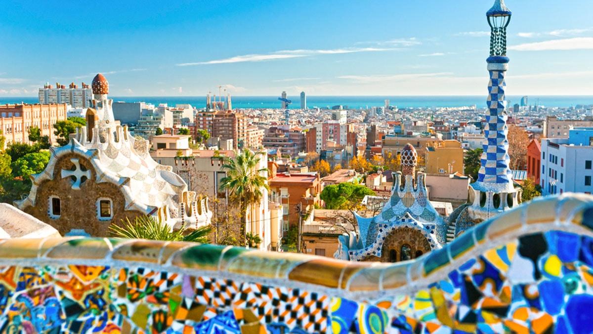 Barcelona, Spain, fun cities