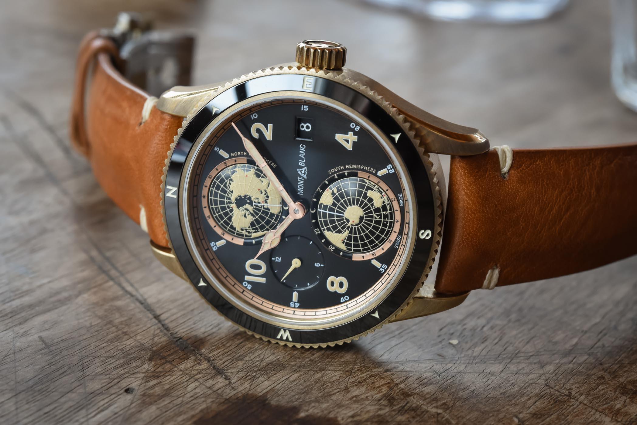 watches montblanc