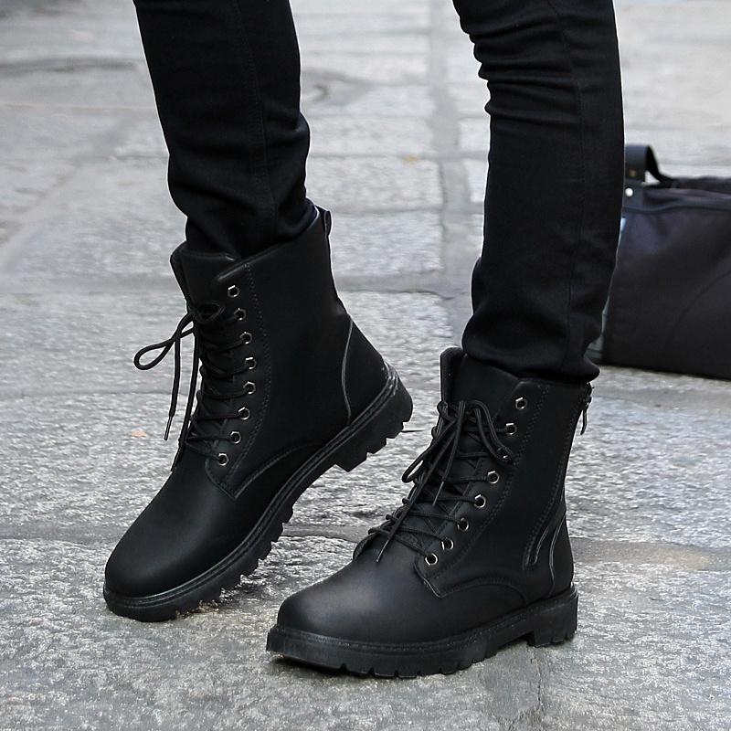 Stivaletti stringati uomo, tendenze scarpe uomo inverno 2019