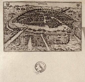 Sevilla, Francesco Valegio, 1625, Raccolta delle più illustri et famose città di tutto il mondo