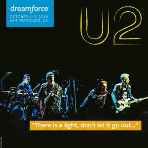 U2 at Dreamforce
