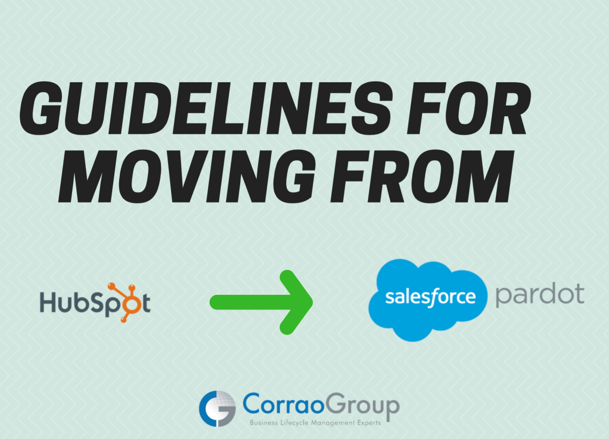 Migration Guide: Making the Transition from HubSpot to Pardot