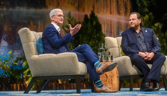 dreamforce 2019 fireside chat