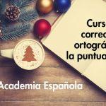 «Corrección ortográfica: la puntuación», un curso en línea de la RAE