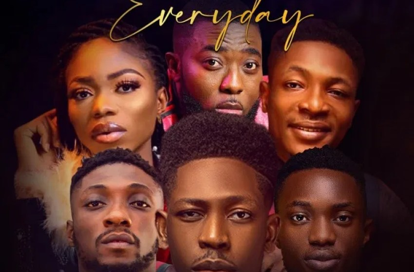 Moses Bliss – Bigger Everyday |Mp3 Download|