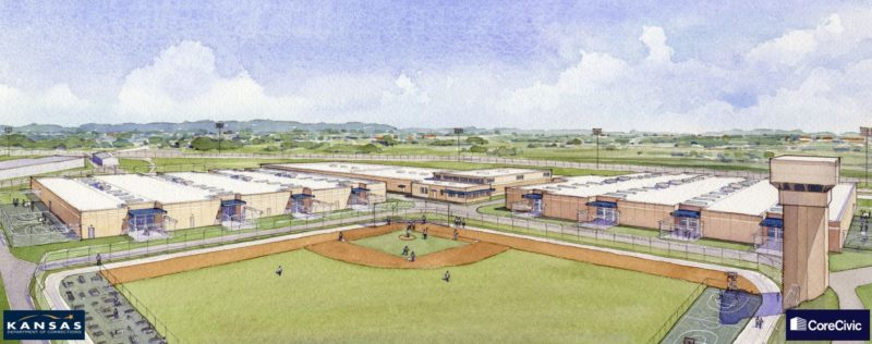 JE Dunn Construction to Manage the Design & Construction of KDOC's New Lansing Correctional Facility