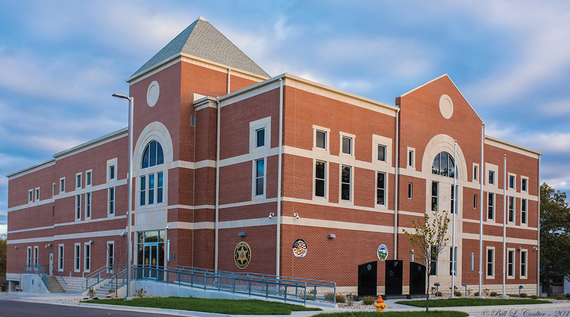 New Miami County Detention Center Debuts in Downtown Paola