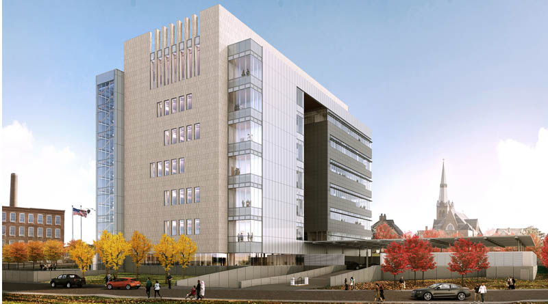 Lowell Trial Courthouse Aims for LEED Certification