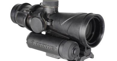 Gun Scope Optic System
