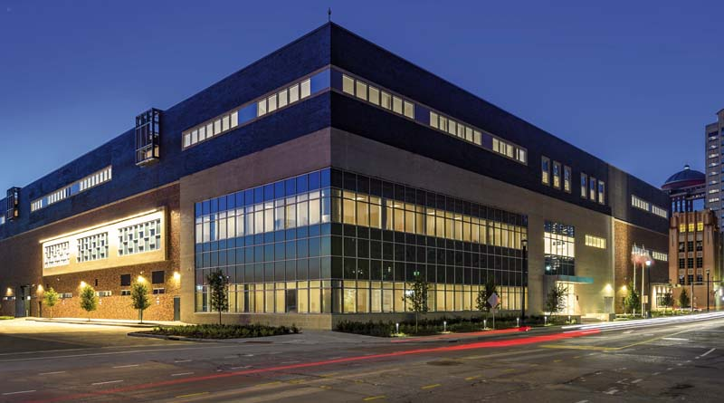 Ribbon Cutting Marks Completion of Harris County Processing Center
