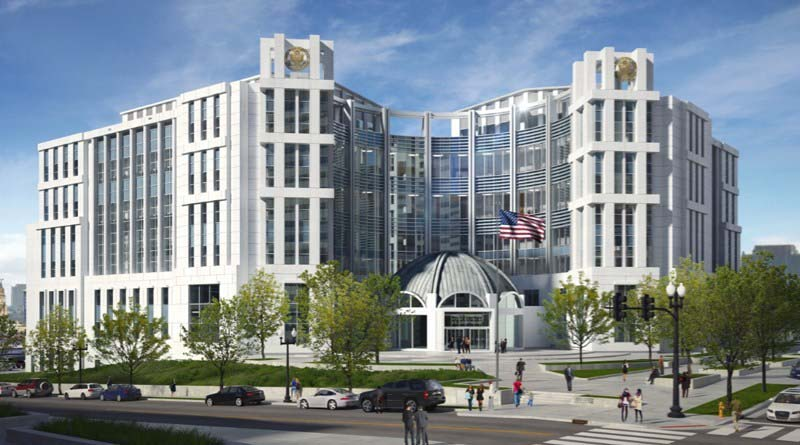 Construction Continues on Nashville Courthouse Project