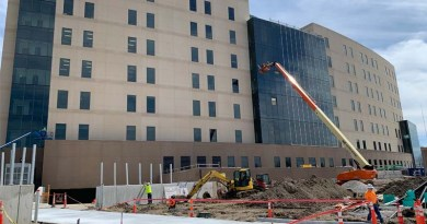 New Kansas Courthouse Slated for Fall Completion