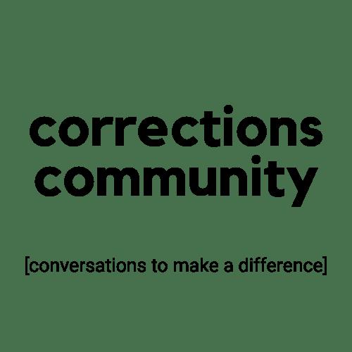 corrections community