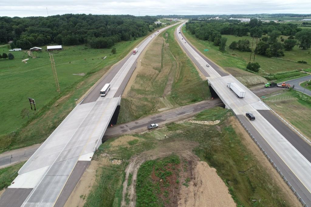 I-94, 130th St and Kinnickinnic River Bridges