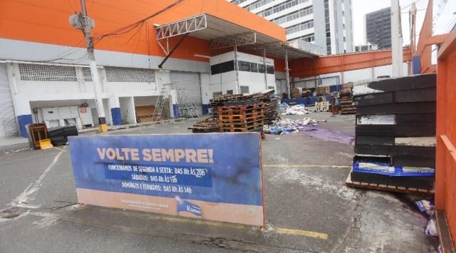 Falta de demanda e crise fecham as portas de loja da Comercial Ramos em Salvador 2