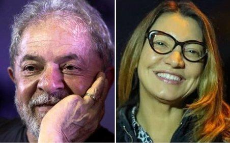 Image result for Lula está apaixonado e diz que vai casar ao sair da prisão