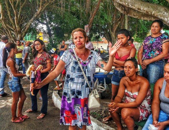 'Por que não deu minha neta pra eu criar?', lamenta avó de menina morta em Camaçari 3