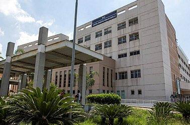 Hospital Municipal Ronaldo Gazolla, em Acari, zona norte do Rio