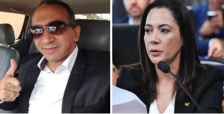 Pastor acusado de assédio sexual é exonerado do gabinete de Mailza Gomes, onde tinha salário de mais de R$ 14 mil