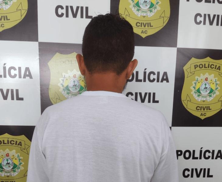 No Acre, homem é preso por estupro de vulnerável ao ser casado com menina de 13 anos