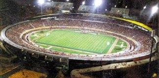 Aqui, o começo do novo estádio/Foto: Arquivo(PO)