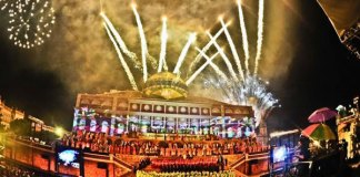 Cerimônia e lançamento do Glorioso Natal-2013/Foto: Divulgação