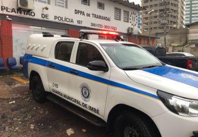HOMEM É PRESO PELA GUARDA MUNICIPAL DE IMBÉ APÓS TENTATIVA DE HOMICÍDIO 👮