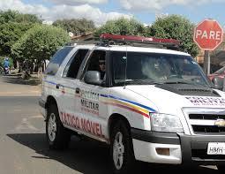 Policia Militar registra duplo homicídio durante lual em Vazante