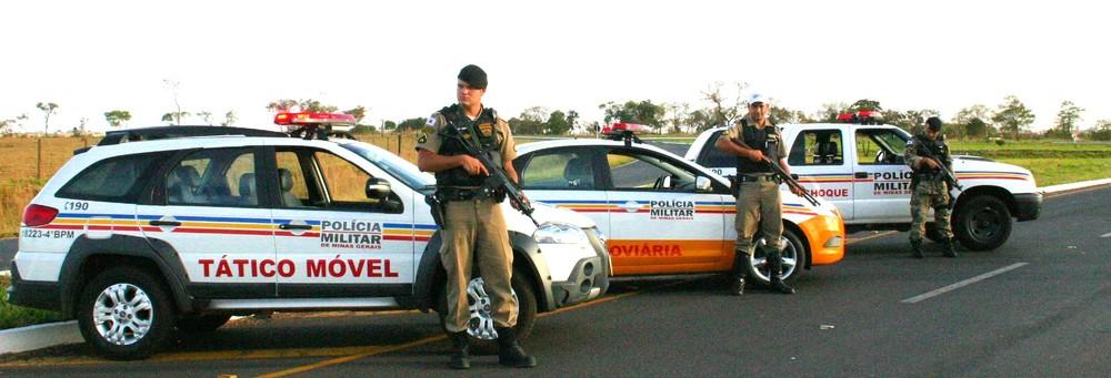 Polícia Militar realiza Operação 'Tiradentes' no Triângulo Mineiro e Alto Paranaíba