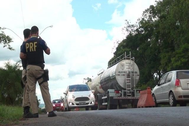 Polícia Rodoviária Federal inicia Operação Fenamilho